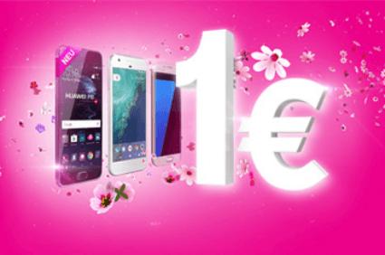 Telekom 1 Euro Aktion
