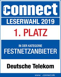 Telekom connect Festnetz 2018