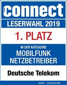 connect Testsieger