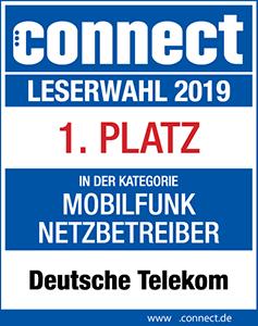 connect Testsieger